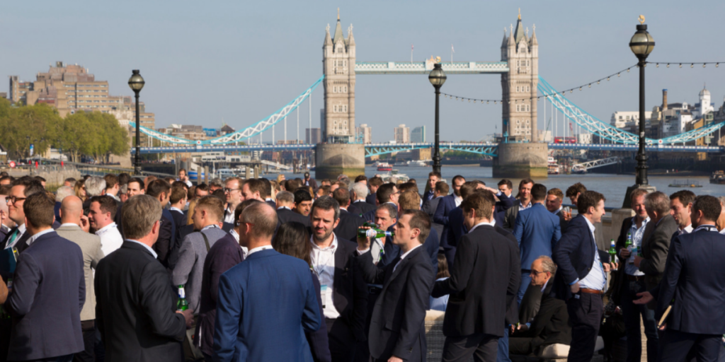 Completely Retail Marketplace UK - Venue Terrace and Post-event Drinks