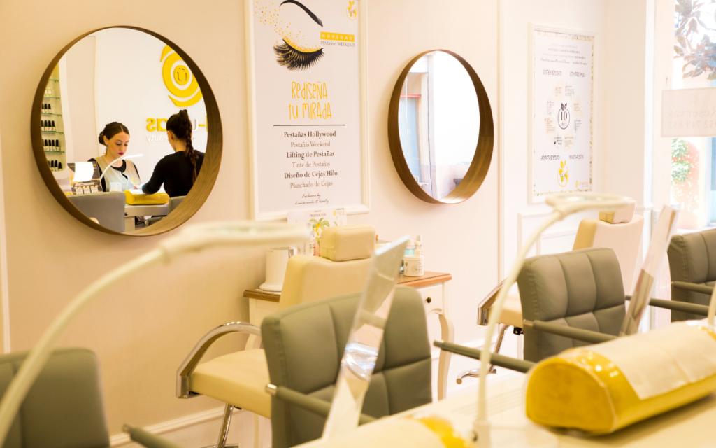 d-unas beauty salon