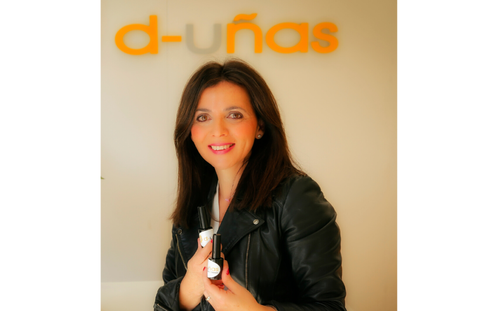 d-unas CEO and Co-founder, Mery Oaknin