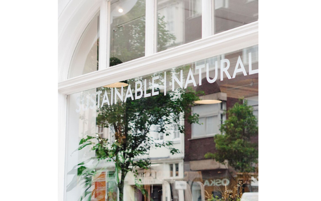 natural and organic london store